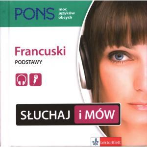 PONS Słuchaj i mów francuski podstawowy