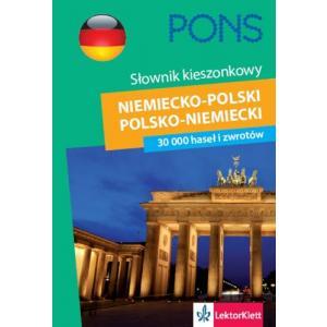 PONS Kieszonkowy Słownik Niem-Pol-Niem