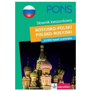 Kieszonkowy Słownik Rosyjsko-Polski Polsko-Rosyjski