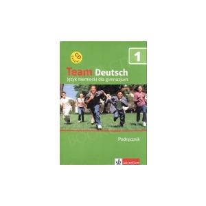 Team Deutsch A1 Podr+Ćw+2CD
