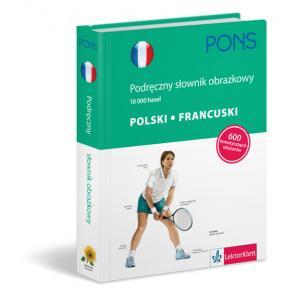PONS Słownik Podręczny Obrazkowy Fran-Pol