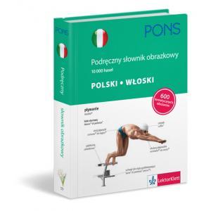 Podręczny Słownik Obrazkowy Polski-Włoski