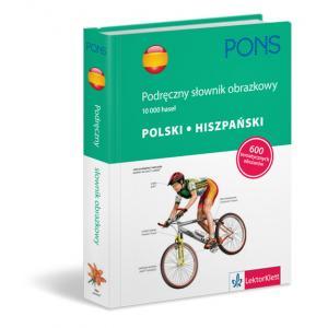 Podręczny Słownik Obrazkowy Polski-Hiszpański
