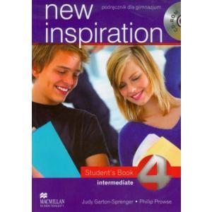 New Inspiration 4. Podręcznik