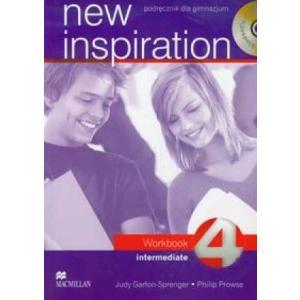 New Inspiration 4. Ćwiczenia