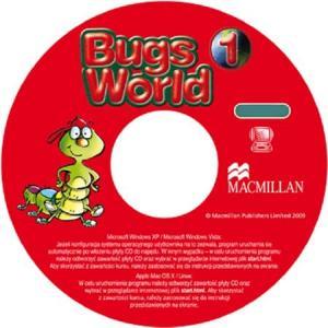 Bugs World 1. DVD