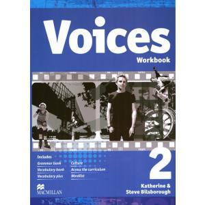 Voices 2. Ćwiczenia + CD
