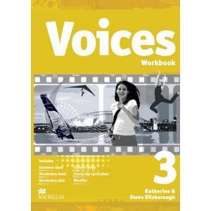 Voices 3. Ćwiczenia + CD