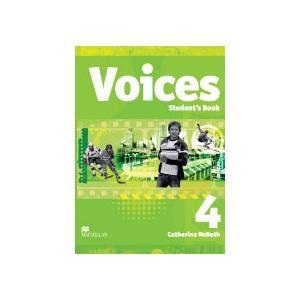 Voices 4. Podręcznik + CD