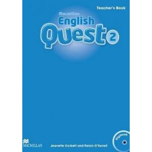 English Quest 2. Książka Nauczyciela
