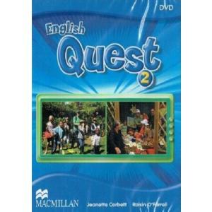 English Quest 2. DVD