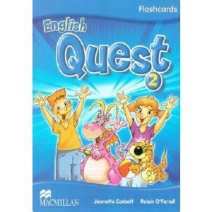 English Quest 2. Flashcards