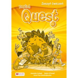 English Quest 3. Ćwiczenia
