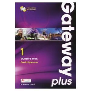 Gateway Plus 1 (A2). Podręcznik Wersja Wieloletnia