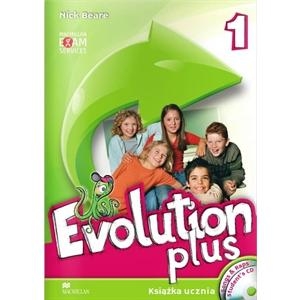 Evolution Plus 1. Podręcznik + CD