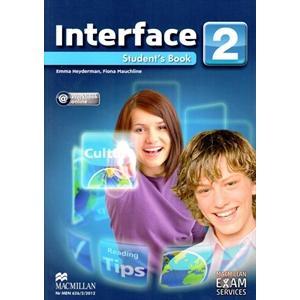 Interface 2. Podręcznik + Kod do Ćwiczeń Online