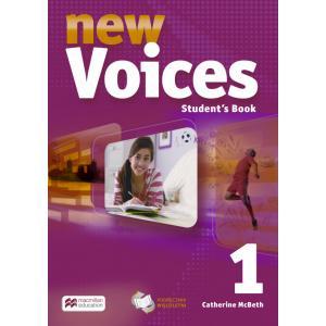New Voices 1. Podręcznik Wieloletni