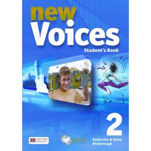 New Voices 2. Podręcznik Wieloletni