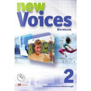 New Voices 2. Ćwiczenia (Do Wersji Wieloletniej)