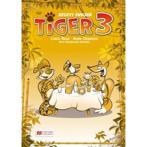 Tiger 3. Zeszyt Ćwiczeń do Wieloletniej Wersji Podręcznika
