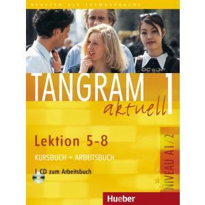 Tangram Aktuell 1(A1) 5-8 CD zum Kursbuch