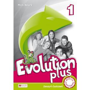 Evolution Plus 1. Ćwiczenia. Wersja Ekonomiczna (Do Wersji Wieloletniej)