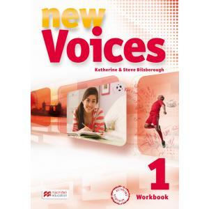 New Voices 1. Ćwiczenia. Wersja Podstawowa (Do Wersji Wieloletniej)
