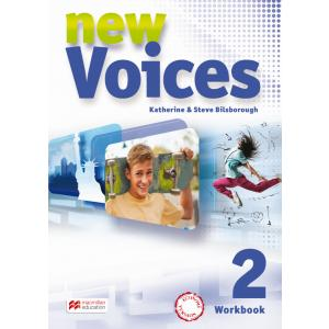 New Voices 2. Ćwiczenia. Wersja Podstawowa (Do Wersji Wieloletniej)