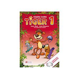 Tiger 1. Teacher's Resource File CD-ROM (do Wersji Wieloletniej Podręcznika)