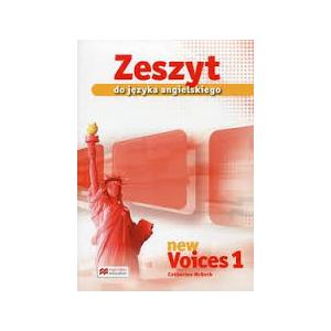 New Voices 1. Zeszyt Przedmiotowy do Podręcznika Wieloletniego