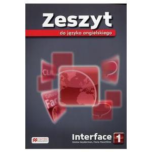 Interface 1. Zeszyt Przedmiotowy do Podręcznika Wieloletniego