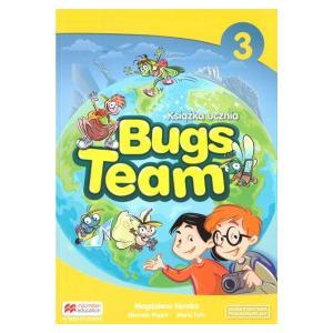 Bugs Team 3. Podręcznik Wieloletni