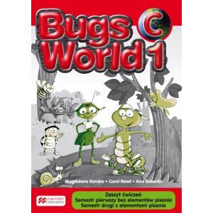 Bugs World 1. Ćwiczenia C (Do Wersji Wieloletniej)
