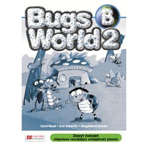 Bugs World 2. Ćwiczenia B (bez Pisania) (Do Wersji Wieloletniej)