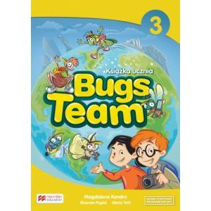 Bugs Team 3 Książka Nauczyciela (Reforma 2017)