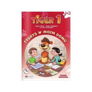 Tiger 1. Zeszyt Prac Domowych do Podręcznika Wieloletniego
