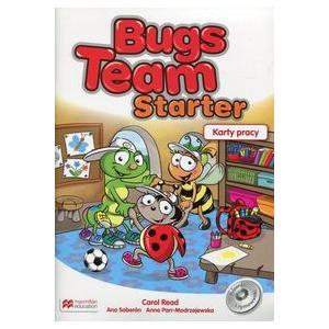 Bugs Team Starter. Podręcznik