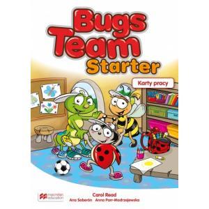 Bugs Team Starter. Karty pracy