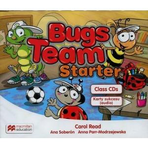 Bugs Team Starter. CD do Podręcznika