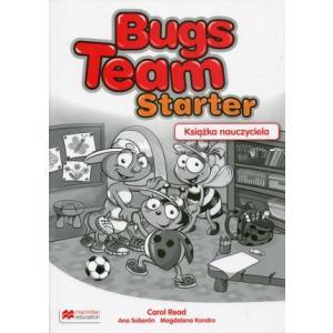 Bugs Team Starter. Książka Nauczyciela
