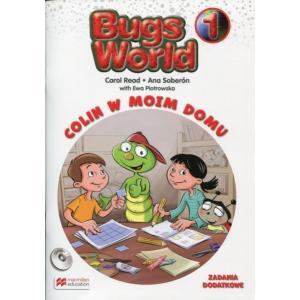 Bugs World 1. Zeszyt Prac Domowych