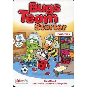 Bugs Team Starter. Flashcards