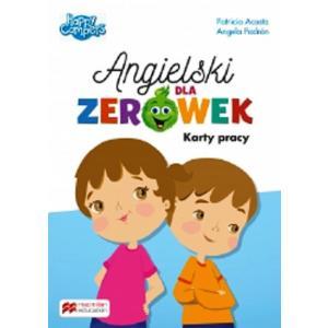 Angielski Dla Zerówek. Podręcznik Ucznia + Crafts + Portfolio + Stickers