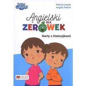 Angielski Dla Zerówek. Storycards