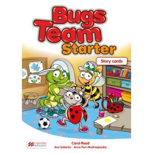Bugs Team Starter. Storycards
