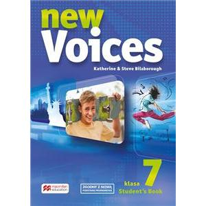 New Voices. Podręcznik Wieloletni. Klasa 7. Szkoła Podstawowa