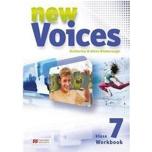 New Voices. Ćwiczenia do Wersji Wieloletniej. Klasa 7. Szkoła Podstawowa