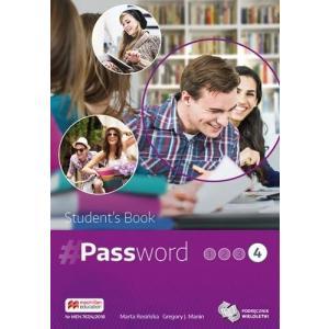 Password 4. Podręcznik Wieloletni + CD