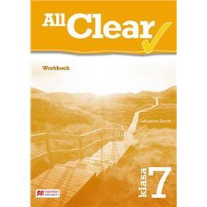 All Clear. Ćwiczenia do Podręcznika Wieloletniego. Klasa 7. Szkoła Podstawowa