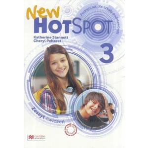 New Hot Spot 3. Ćwiczenia. Wersja Ekonomiczna (Do Wersji Wieloletniej)